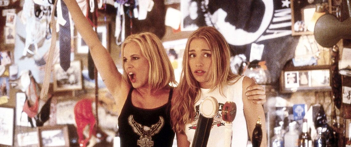 Coyote Ugly Filmausschnitte